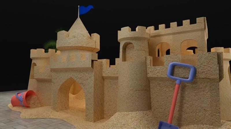 Obras de construção de Espaço Kids na orla avançam