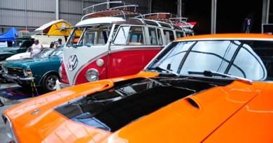 3º Encontro Anual de Carros Antigos de Praia Grande acontece em fevereiro