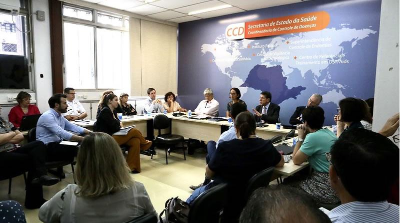 Governo de SP cria Centro de Contingência do Coronavírus