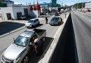 Prefeitura de Praia Grande realiza controle de acesso de veículos ao Município