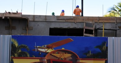 Obras de construção de Espaços Kids Aviação e Ocian são iniciadas
