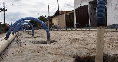 Prefeitura de Itanhaém e Sabesp se unem para regularizar ligações clandestinas na rede de esgoto