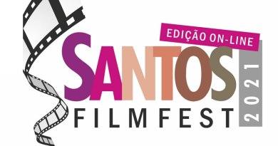 Filmes selecionados para Santos Film Fest – edição especial online serão anunciados nesta quarta, 3 de março, 20h