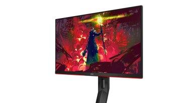 AOC é a marca que mais vende monitores gamers no mundo
