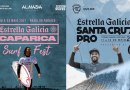Estrella Galicia vai patrocinar etapas da World Surf League