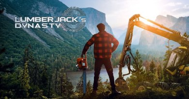 Viva a (não tão) pacata vida de um lenhador em Lumberjack's Dynasty