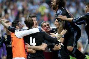 Real Madrid confirma favoritismo contra o Málaga e é campeão espanhol
