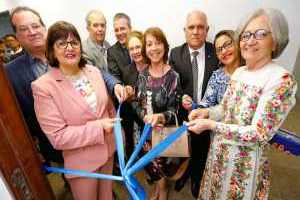 Presidente Otávio Praxedes inaugura 'Sala Lilás' para enfrentamento à violência contra as mulheres