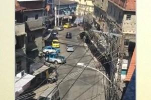 Confronto na Tijuca deixa 2 mortos e adolescente vítima de bala perdida
