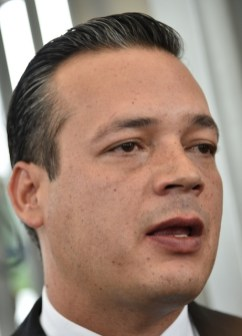 César Gutiérrez Priego. Foto: Angel Silva