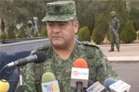 General de División Alejandro Saavedra. Foto: Especial