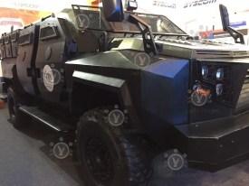 Black Mamba TPS Armoring