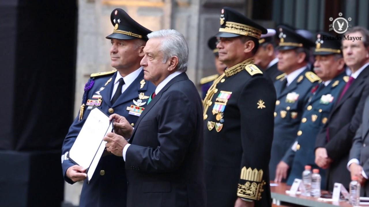 Reconocimiento al General de Ala Miguel Eduardo Hernández Velázquez