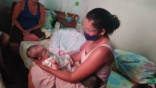 """El programa """"Nací contigo"""" sigue atendiendo a los recién nacidos con menos posibilidades"""