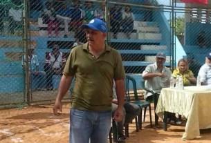 El presidente del Instituto de Deportes, Aníbal Layo Cedeño