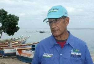 Paúl Bermúdez, presidente del Inepesca