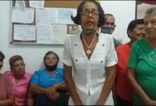 Un grupo de jubilados de Iapolebne agradecieron al gobernador Alfredo Díaz, por atender sus peticiones
