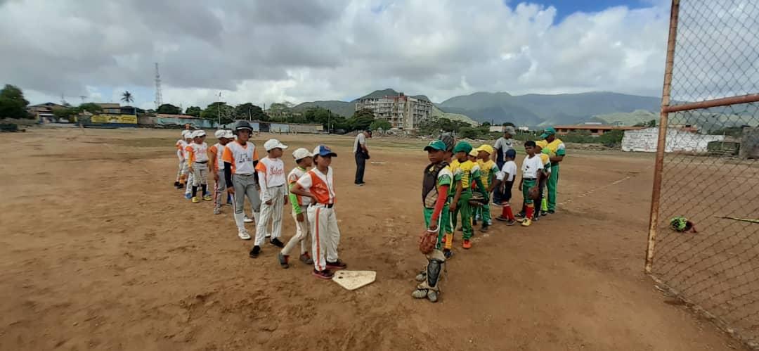 Los equipos de beisbol menor listos para los torneos de jueves y viernes