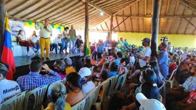 El gobernante regional destacó además la atención a través de la Fundación Social Nueva Esparta