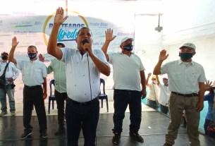 El gEl gobernador Alfredo Díaz prepara los equipos para una eventual elección primaria en Nueva Espartaobernador Alfredo Díaz prepara los equipos para una eventual elección primaria en Nueva Esparta