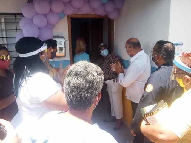 Gracias al gobernador Alfredo Díaz fue atendida la petición de los habitantes de El Yaque