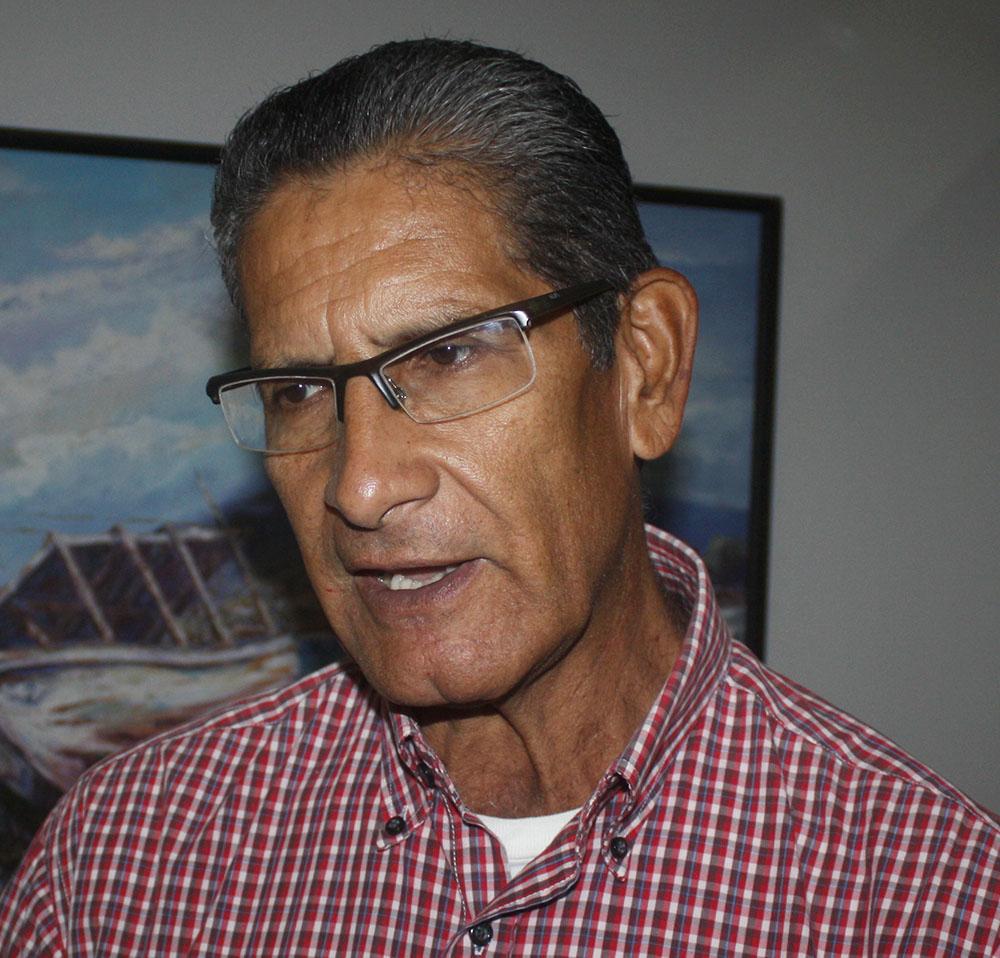 El presidente del Instituto Neoespartano de Pesca y Acuicultura, Paúl Bermúdez, hace un llamado a todos aquellos pescadores artesanales que recibieron créditos a través de este instituto