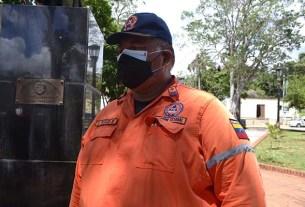 Aldo Pusticcio, director de Protección Civil Nueva Esparta.