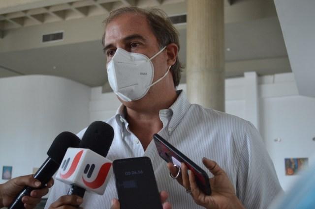 Juan Carlos Torcatt, director general de Orpanac