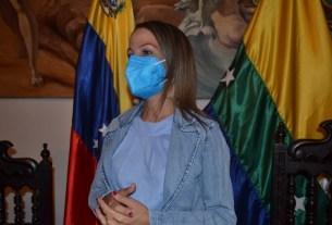 Maryanne Prieto, gerente general de Ineben.