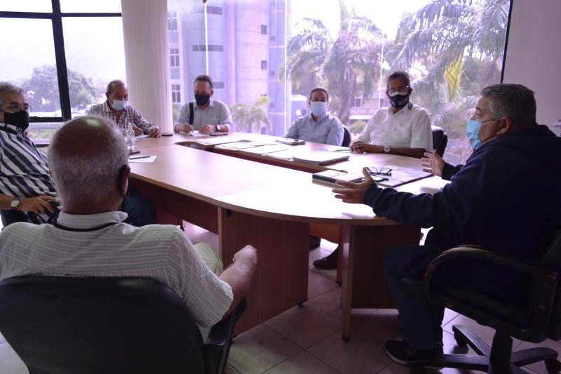 Primera reunión de la Oficina de Promoción de inversiones para el Desarrollo sostenible del estado Nueva Esparta