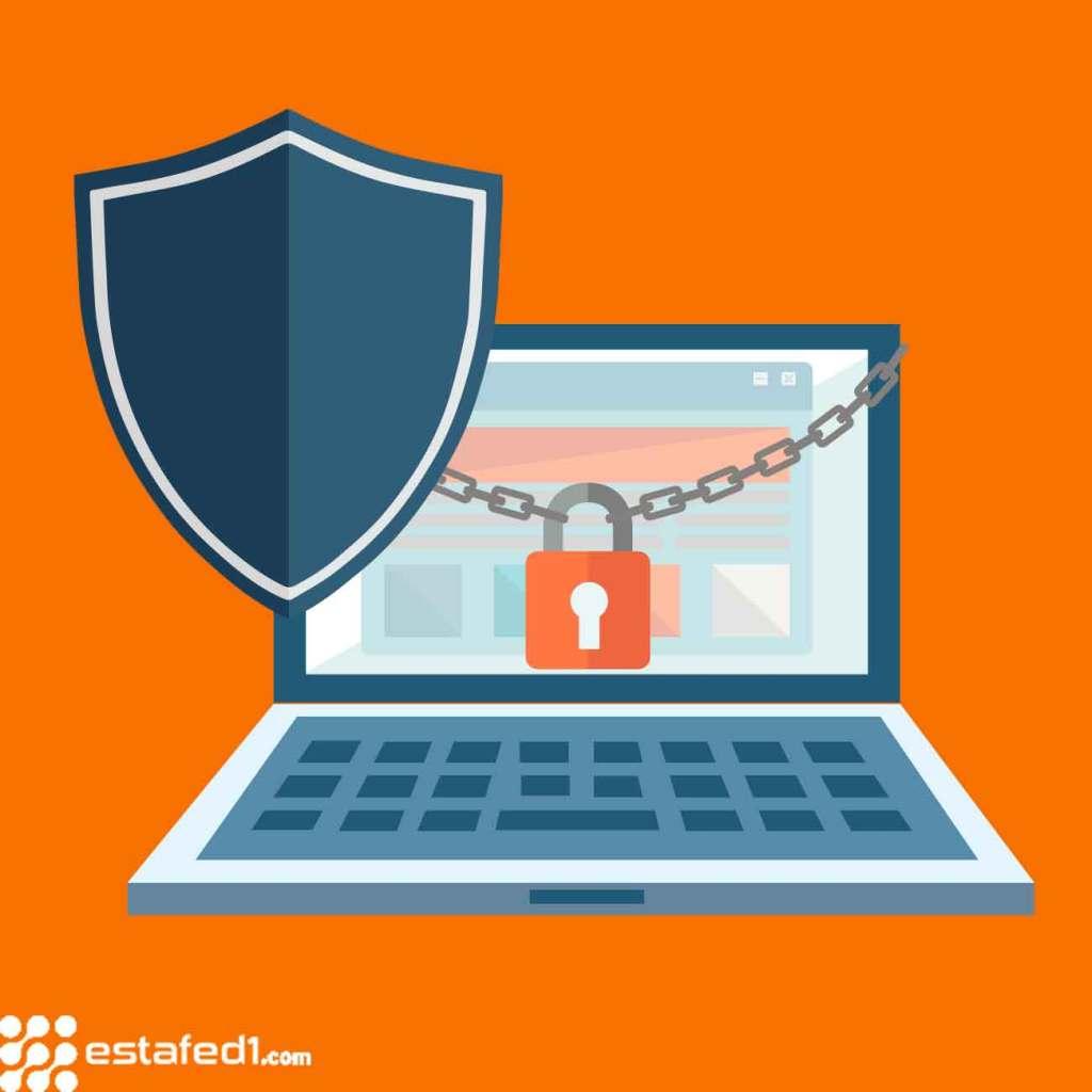 الأمن والخصوصية windows 10