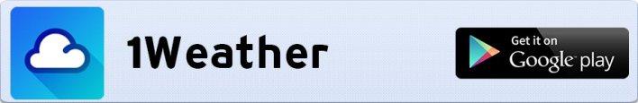 تحميل تطبيق الطقس 1weather