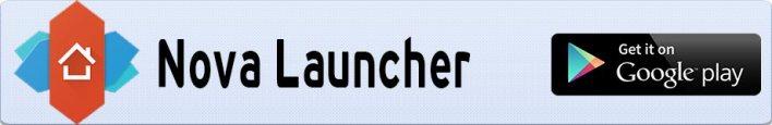 تحميل تطبيق nova launcher