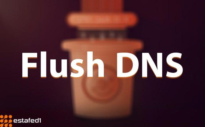 كيفية مسح DNS