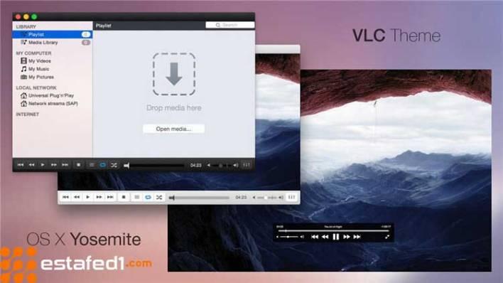 VLC Interface 1