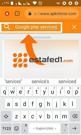 تحميل تطبيق google play services من apk mirror