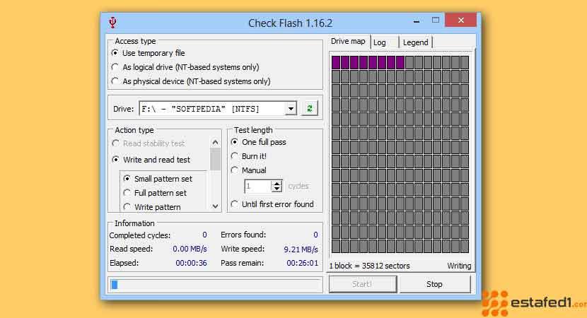 الأقراص الصلبة المزيفة | Check Flash