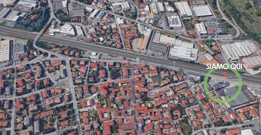 EST S.r.l. dove siamo contatti google maps navigazione