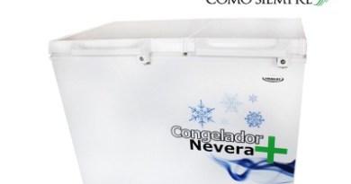 congelador+nevera