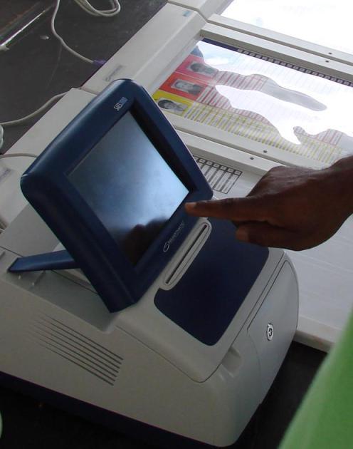 Maquina de Votación