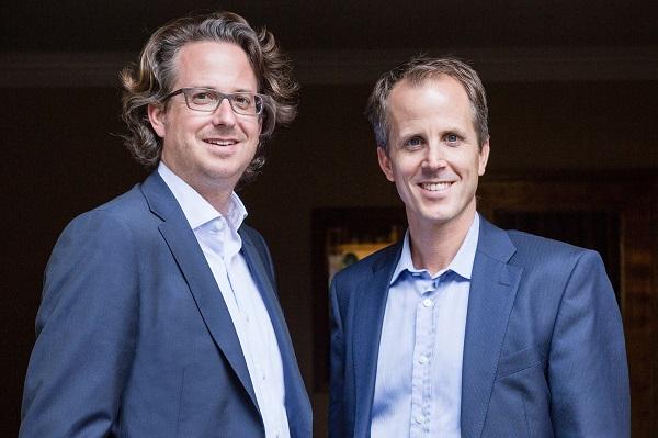 CEO´s Daniel Sennheiser (i) y Dr. Andreas Sennheiser (d)