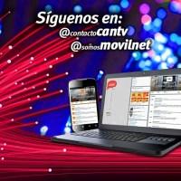 Venezuela: Canales de atención Cantv @ContactoCantv y Movilnet @SomosMovilnet cumplen un año en las redes sociales