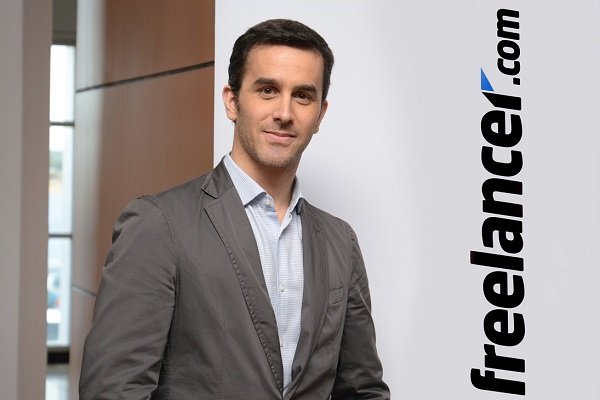 Sebatian Siseles-Director regional para Latinoamérica de Freelancer.com