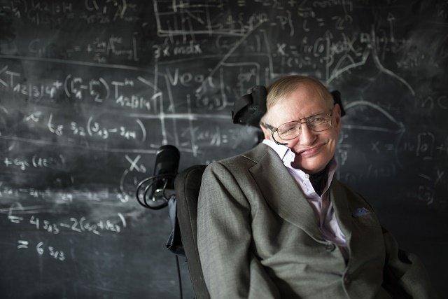 Stephen Hawking Fundación BBVA