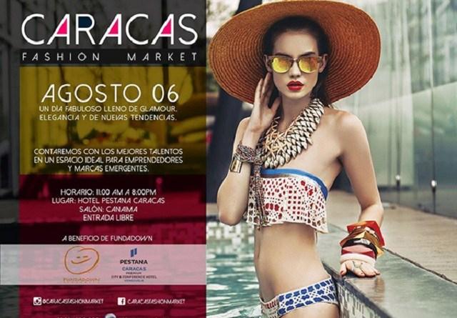 Caracas Fashion Market