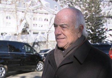 """Presidente de BBVA en Davos Francisco González: """"es importante preservar la seguridad jurídica"""""""
