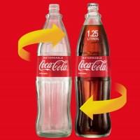 Coca-Cola lanza en Maracaibo nueva botella de vidrio retornable de 1.25 litros