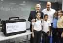Fundación Telefónica | Movistar inicia en escuelas de Miranda la dotación de maletas ProFuturo