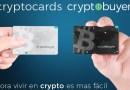 Ya puedes pre-ordernar la nueva CryptoCard de Cryptobuyer
