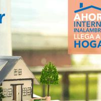Inter lanza su servicio Internet Inalámbrico para el sector residencial